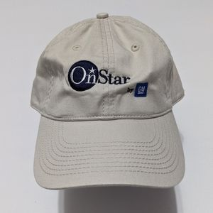 Vintage 90s OnStar by GM Hat New with Tag